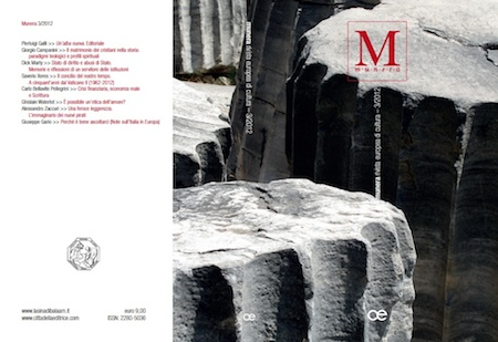 Copertina Munera 3/2012